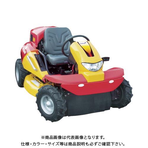 【直送品】CANYCOM 乗用型草刈機HEYMASAO(AWD 20ps 刈幅975mm) CMX2202 YC