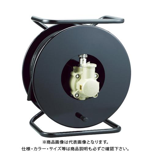 OKS 防爆型コンセントリール50m コンセントプラグ(岩崎電気製) CSPF-50W