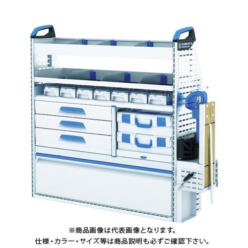 【運賃見積り】【直送品】Sortimo 車載棚 BLOCK-J BLOCK-J