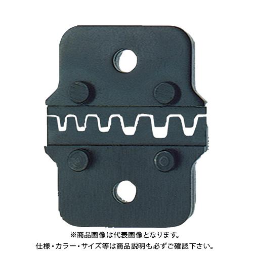 クラウケ 専用ダイス フェルール用 10~25sq AE502