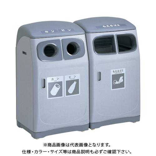 【運賃見積り】 【直送品】 KAWAJUN スカイボックス110-CD カン・ビン AA777