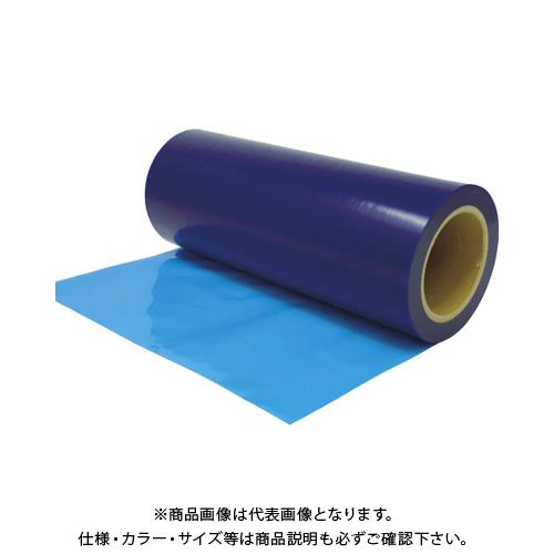 三井化学東セロ 三井 表面保護フィルム B505 300mm×100m 青 B505-300