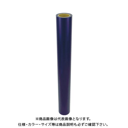 三井化学東セロ 三井 表面保護フィルム B505 1020mm×100m 青 B505-1020