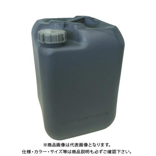 【直送品】積水 20LUNクリーンポリコン グレー 4個 B1990001