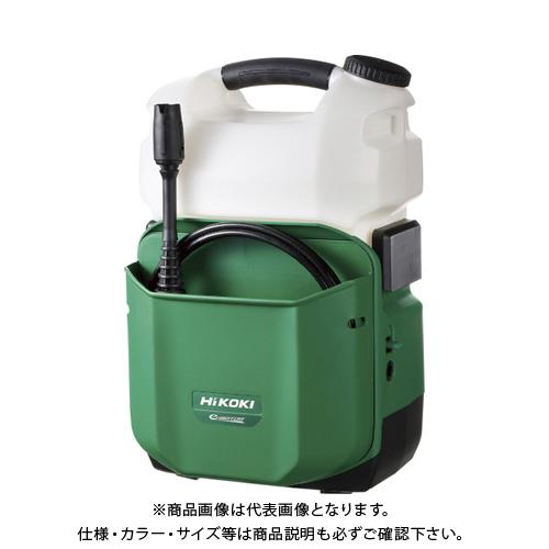 HiKOKI 14.4Vコードレス高圧洗浄機6.0Ah AW14DBL-LYP