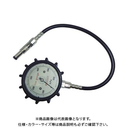 ハッコウ タイヤゲージ (測定用)乗用車用 AD-306