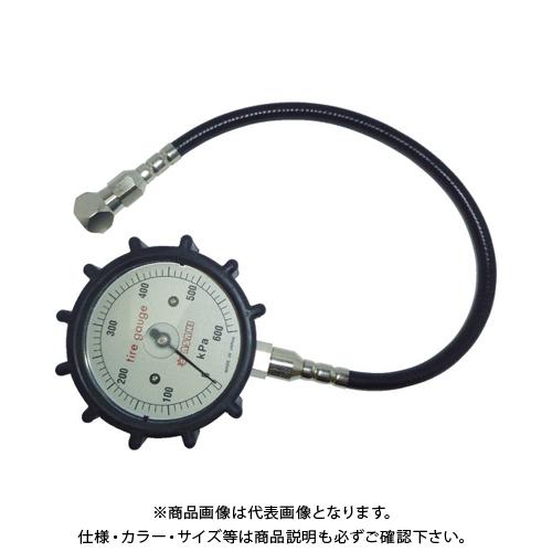 ハッコウ タイヤゲージ (測定用)二輪車用 AD-306MC