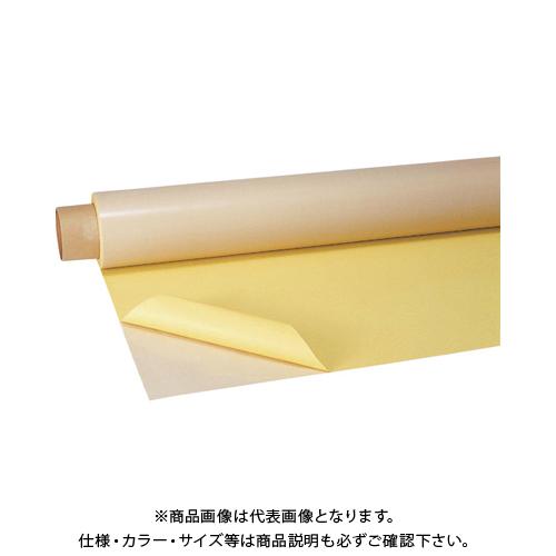 チューコーフロー 広幅・セパレーター付フッ素樹脂(PTFE)粘着テープ AGF-500-6 0.18t×1000w×1m AGF-500-6-1M