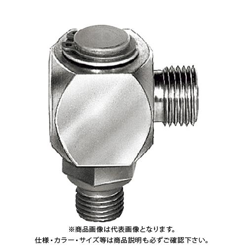 アングル・スイベル・ジョイント ROEMHELD 9208176 ロータリー・カップリング1回路