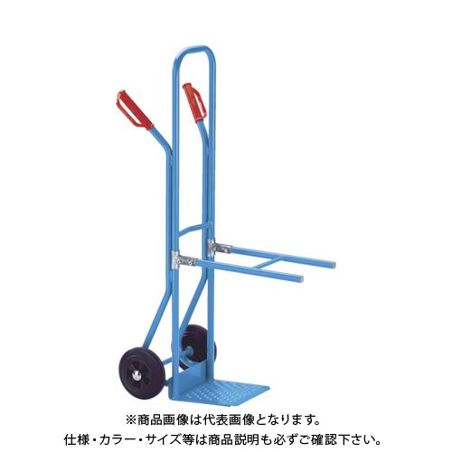 【運賃見積り】 【直送品】 KAISER イス用運搬台車 75kg 977638