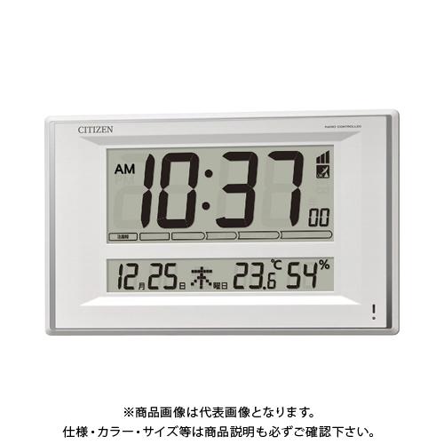 シチズン シチズン 電波時計(掛置兼用) 8RZ198-003