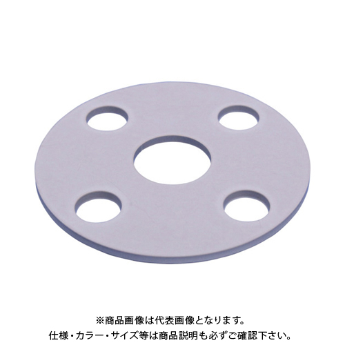 """ニチアス ナフロンPTFE低クリープガスケット""""TOMBO NO.9007‐LC(全面)"""" 9007LC-10K-80A-3T-FF"""