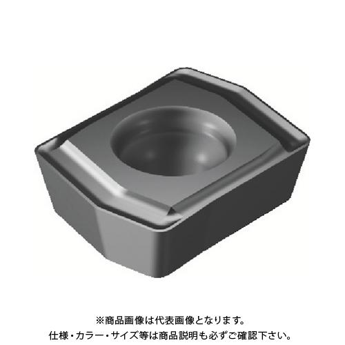 サンドビック スーパーUドリル用チップ 2044 10個 880-01 02 W04H-P-MS:2044