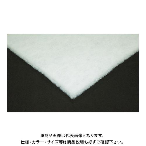 【運賃見積り】【直送品】橋本 エアクリーンフィルター 10mm厚 1600×30M巻(1本入) HCR300