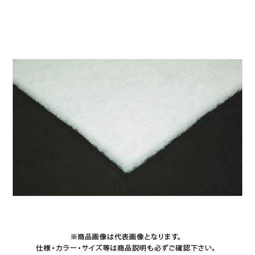 【運賃見積り】【直送品】橋本 エアクリーンフィルター 15mm厚 1600×20M巻(1本入) HCR400
