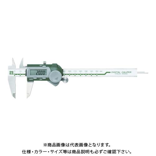 SK デジタルノギス 測定範囲mm150 最小表示0.01mm GDCS-150