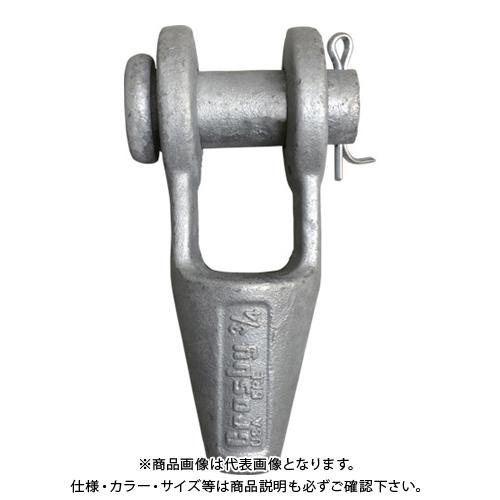 【運賃見積り】【直送品】クロスビー オープンソケット G416-11-13