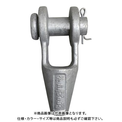 【運賃見積り】【直送品】クロスビー オープンソケット G416-18