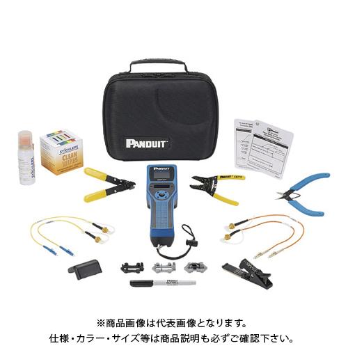 パンドウイット OptiCam 2 光コネクタ成端工具キット 【フルキット】 ケース付き FOCTT2-BKIT FOCTT2-BKIT