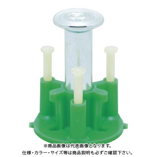 三門 ドラゴン 3分 緑 400個入 GR-3040-GN