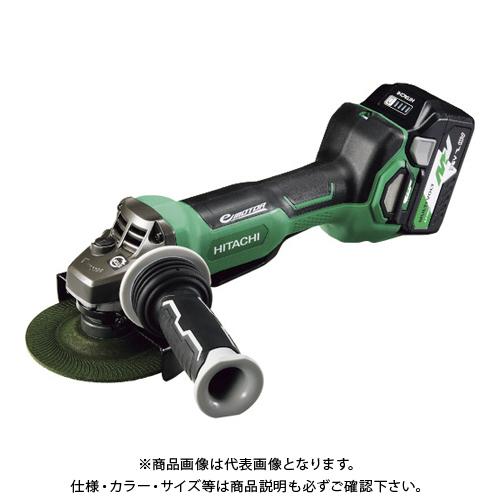HiKOKI 36Vコードレスディスクグラインダ125mm ブレーキ・パドルスイッチ 新マルチボルト G3613DB-XP