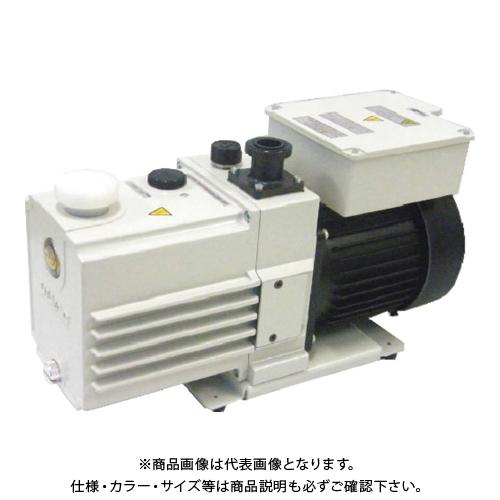 ULVAC 単相100V 油回転真空ポンプ GHD-101A