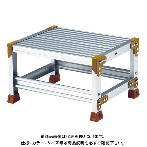 ピカ 作業台FG型 1段 W50 H30cm FG-153D