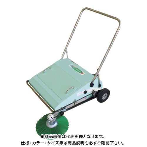 【運賃見積り】 【直送品】 スズテック ふらっと手動式掃除機 FRT-503D