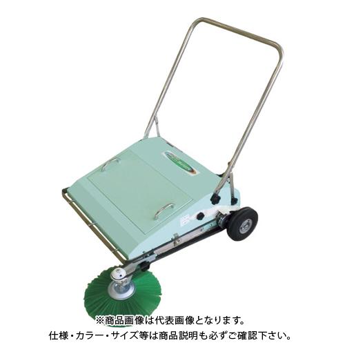 【運賃見積り】 【直送品】 スズテック ふらっと手動式掃除機 FRT-703D