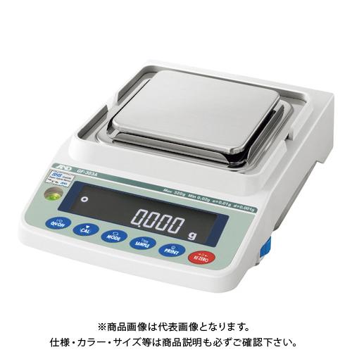 A&D 汎用電子天びん 320g/0.001g GF303A