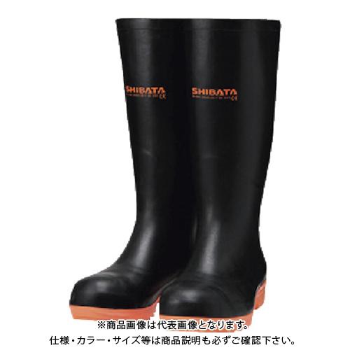 SHIBATA 安全耐油長靴(ヨーロッパモデル) IE020-25.0