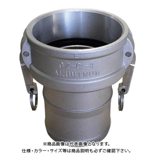 【運賃見積り】【直送品】Hoshin ホースシャンクカプラー【Type-C】(4インチ) HSC100A