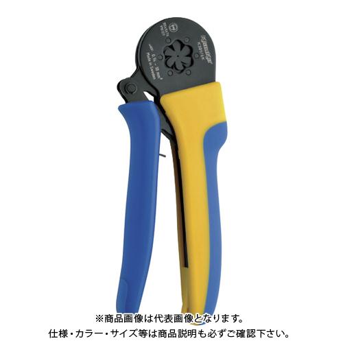 クラウケ 圧着工具 フェルール用 0.14~10sq K3016K