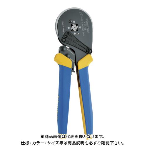 クラウケ 圧着工具 フェルール用 0.08~16sq K304K