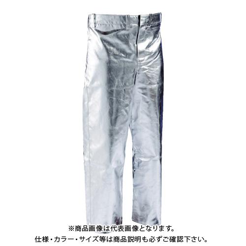 JUTEC 耐熱作業服 ズボン XLサイズ HSH100KA-1-56