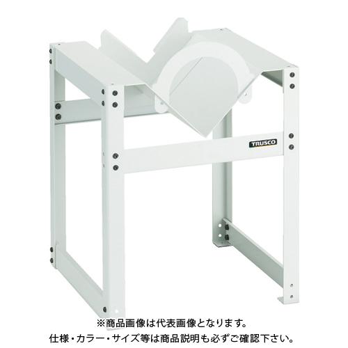 【運賃見積り】 【直送品】 TRUSCO 一斗缶 ペール缶用スタンド 缶保くん 段積み可能据え置き型 KANP-S