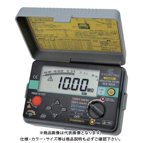 KYORITSU 3023A デジタル絶縁抵抗計 KEW3023A
