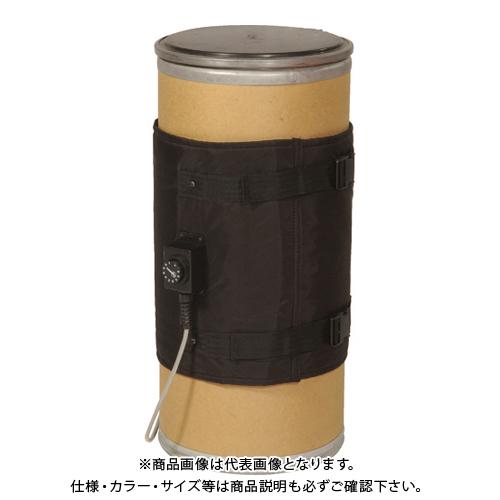 【運賃見積り】【直送品】アクアシステム 50Lドラム缶用ヒートジャケット (100V) HTJ-B-50D