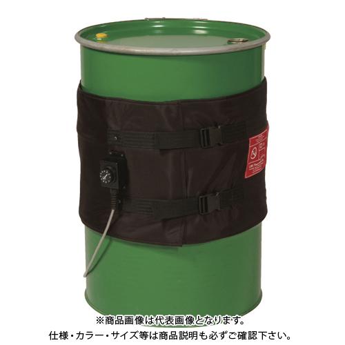 【運賃見積り】【直送品】アクアシステム 200Lドラム缶用ヒートジャケット HTJ-D-200D