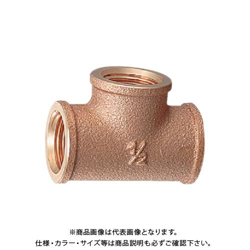 カクダイ 砲金チーズ 6126-50X40