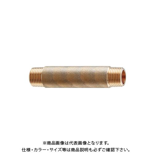 カクダイ 砲金長ニップル 30 616-610-100