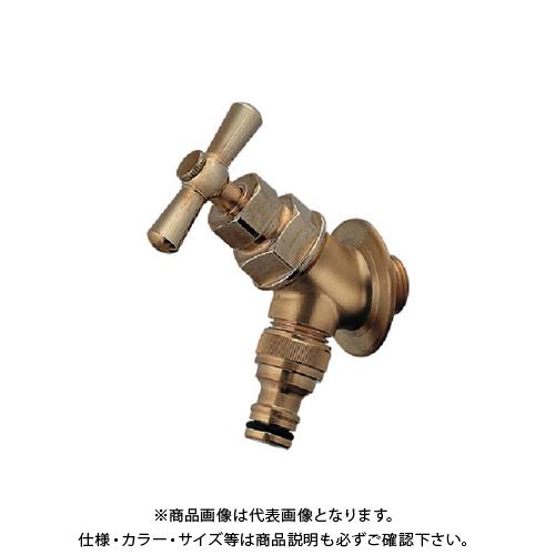 カクダイ ガーデン用水栓(アンティーク) 701-308-13