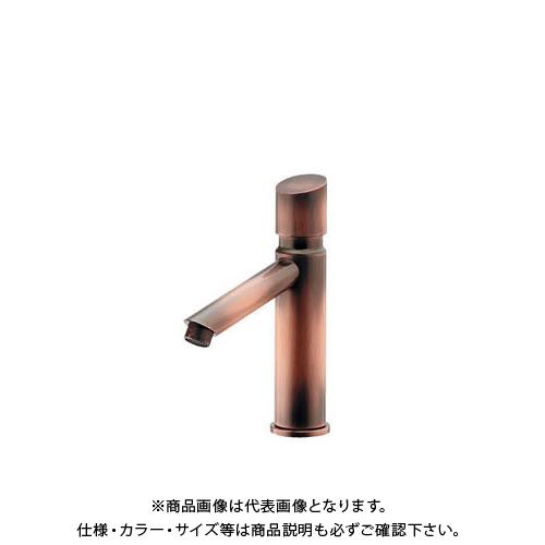 カクダイ 自閉立水栓 ブロンズ 716-315-13