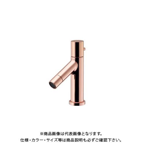 カクダイ 立水栓 ピンクゴールド 716-842-13