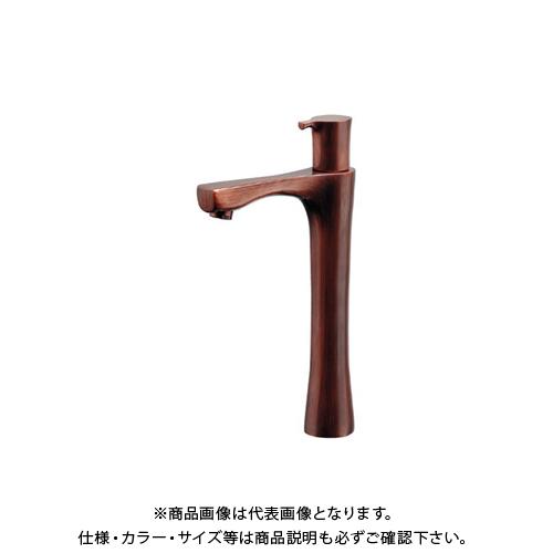 カクダイ 立水栓 トール、ブロンズ 716-855-13
