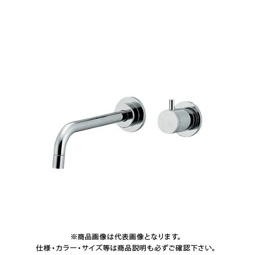 カクダイ 壁付水栓 722-001-13