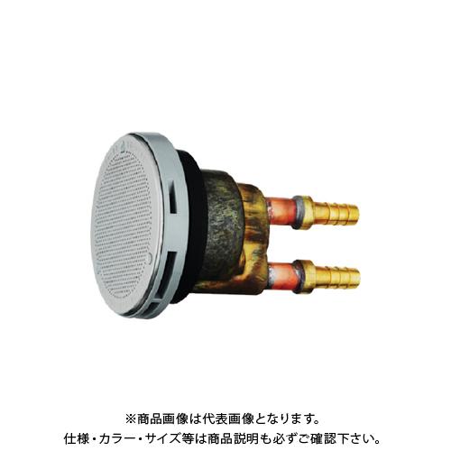 カクダイ 一口循環金具(ペア耐熱管用) 10A 415-001