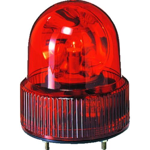 パトライト SKH-A型 小型回転灯 Φ118 オールプラスチックタイプ 色:赤 SKH-110A-R