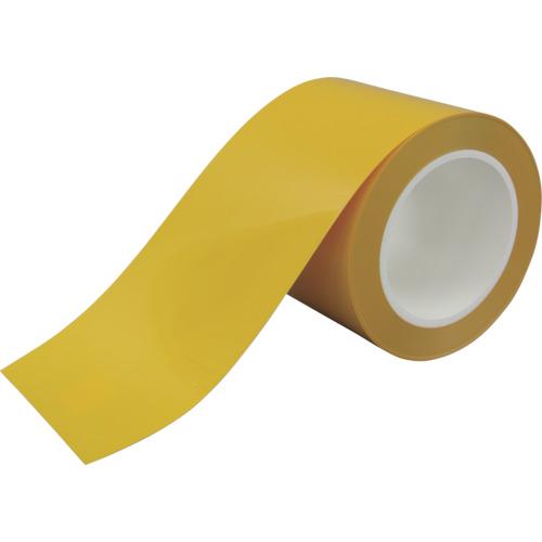 ニトムズ 耐久ラインテープDLT800ー100x20黄 Y6013