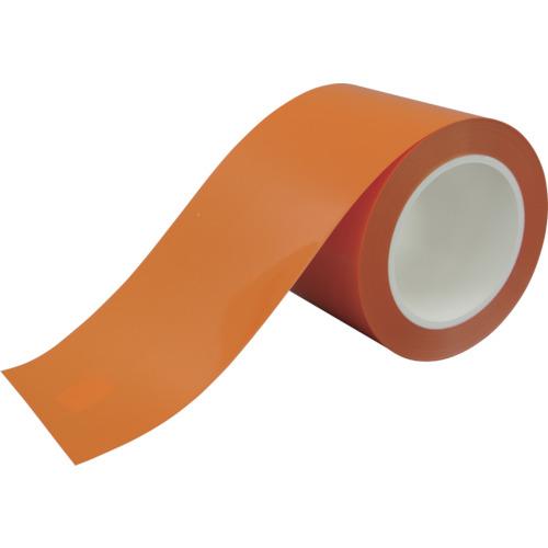 ニトムズ 耐久ラインテープDLT800ー100x20橙 Y6017